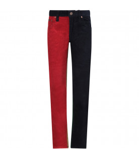 RALPH LAUREN KIDS Multicolor boy pants