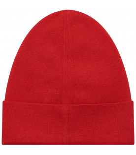 GIVENCHY KIDS Red kids hat