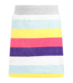 BILLIEBLUSH Multicolor girl skirt