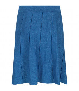 BluAzure girl skirt