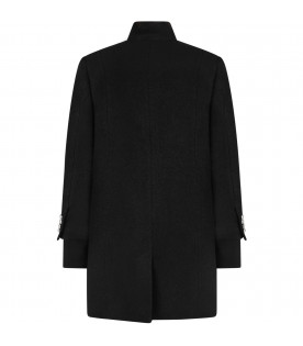 Black girl coat