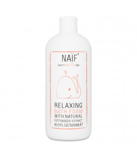 NAIF Kids relaxing bath foam