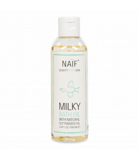 Kids milky bath oil