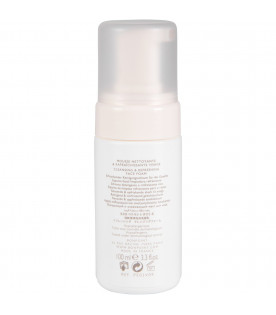 Kids cleansing and refreshing face foam