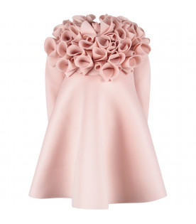 Pink ''Ring'' girl dress