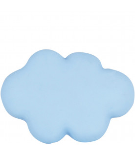 Ring with light blue cloud for girl
