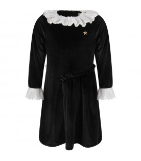 Black girl dress with iconic star