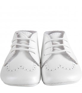 Pearl white babygirl shoes
