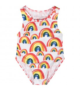 Colorful swimwear for baby girl