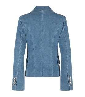 Denim girl iconic jacket