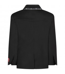 Black jacket for boy