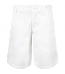 White boy short