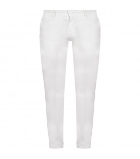 White boy pants