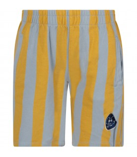 Striped shorts for boy