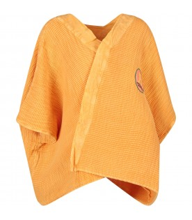 Yellow kimono for kids