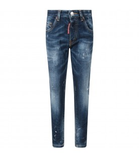 Denim ''Skater'' boy jeans