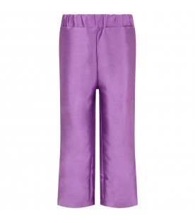 Purple boy pants