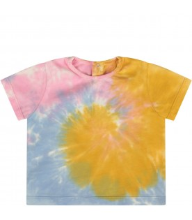 Colorful t-shirt for baby