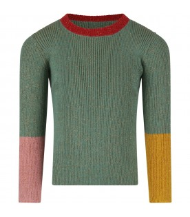 Multicolor girl sweater