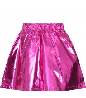 Purple skirt for girl