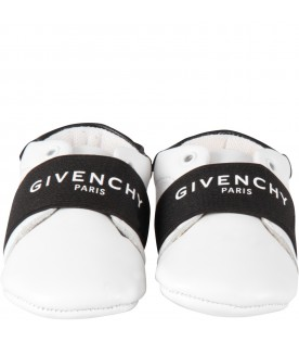 White shoes for baby kid