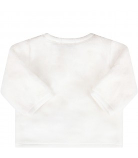 White cardigan for babykids