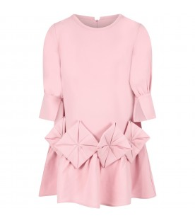Pink ''Shion'' dress for girl