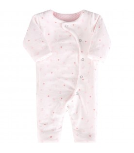 Multicolor babygrow for babygirl