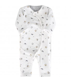 Multicolor babygrow for babykids