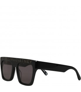 Black sunglasses for girl