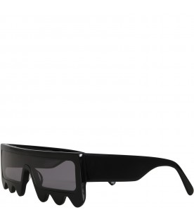 Black sunglasses for kids