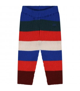 Multicolor leggings for babykids