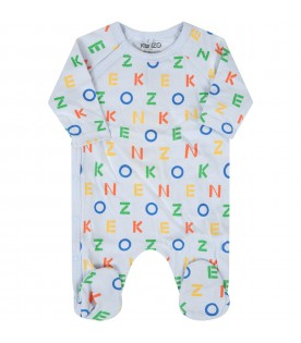 Multicolor suit for babyboy