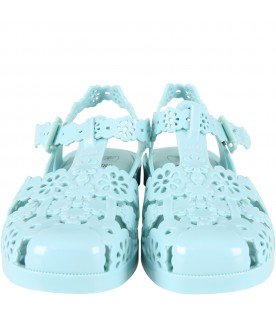 Teal spider shoes for woman
