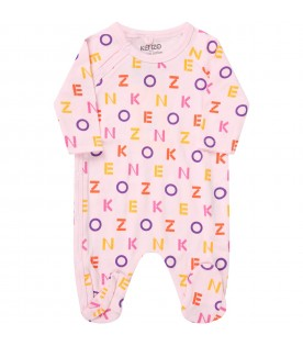Set multicolore per neonata