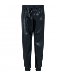 Black trousers for girl