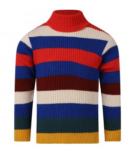 Multicolor sweater for babykids