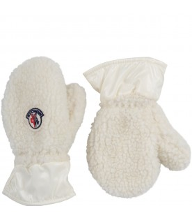 Ivory gloves for kids