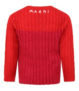 Sweater multicolor for girl