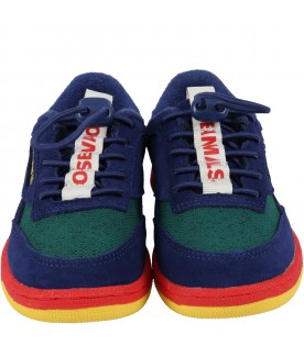 Sneakers multicolor per bambino