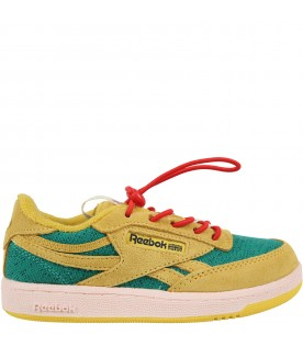 Multicolor sneakers for kids