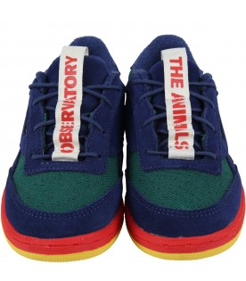Multicolor sneakers for boy