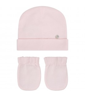 Pink set for babygirl